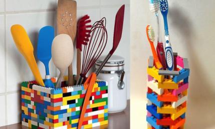 Ce să faci cu piesele de Lego